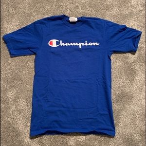 ROYAL BLUE CHAMPION TEE